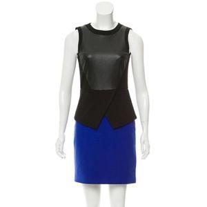TIBI Sleeveless Mini Dress, Size: XS | US 2